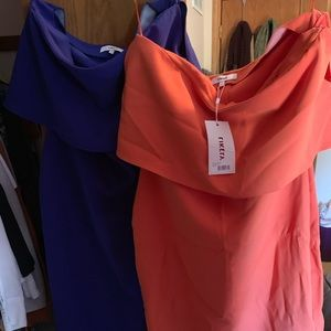 Two Likely Size 12 Strapless Dresses